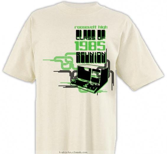 Reunion T-Shirts - Reunion Planner