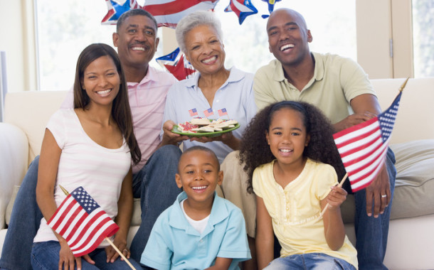 July 4th Family Reunion Ideas