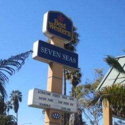 Best Western Seven Seas Lodge